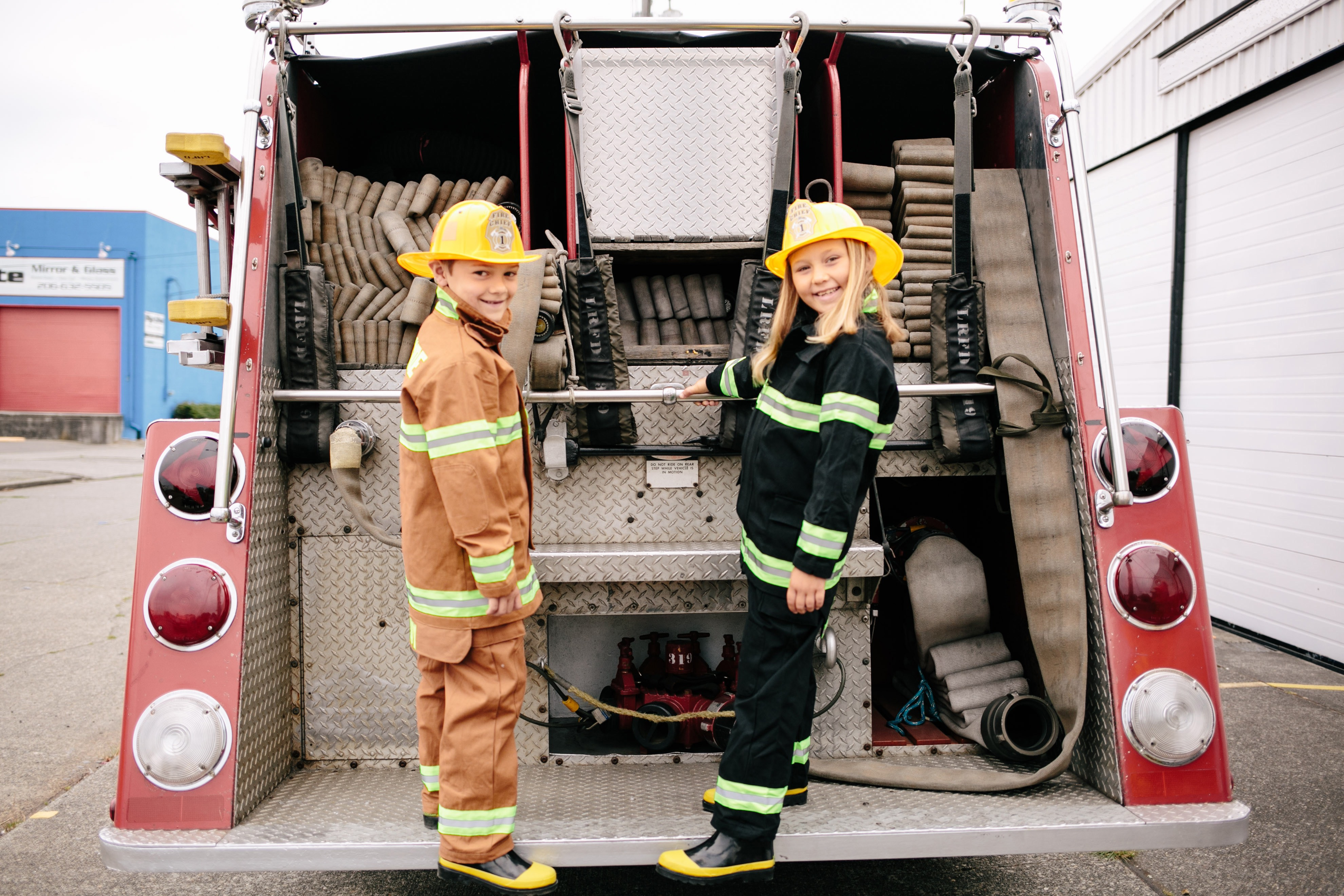 ... costumes you would buy at a party store) Authentic Looking Keepsake you will cherish forever. For our local Eastside Fire Little Heroes in Issaquah ...  sc 1 st  Little Hero Uniforms & Official Little Hero | Little Hero Uniforms