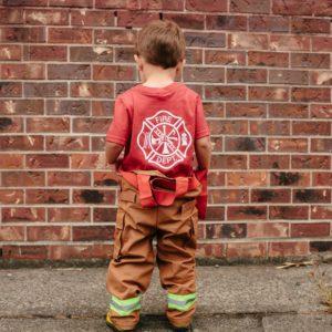 Toddler Firefighter T-Shirt
