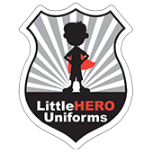 Little Hero Uniforms Logo